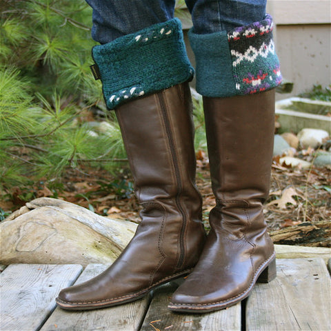 Boot Cuff Liner #9