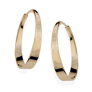 Aura Hoop Earrings