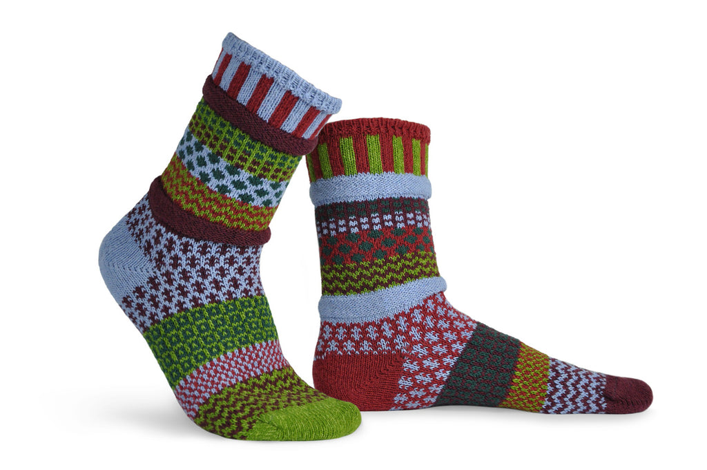 Socks Elderberry
