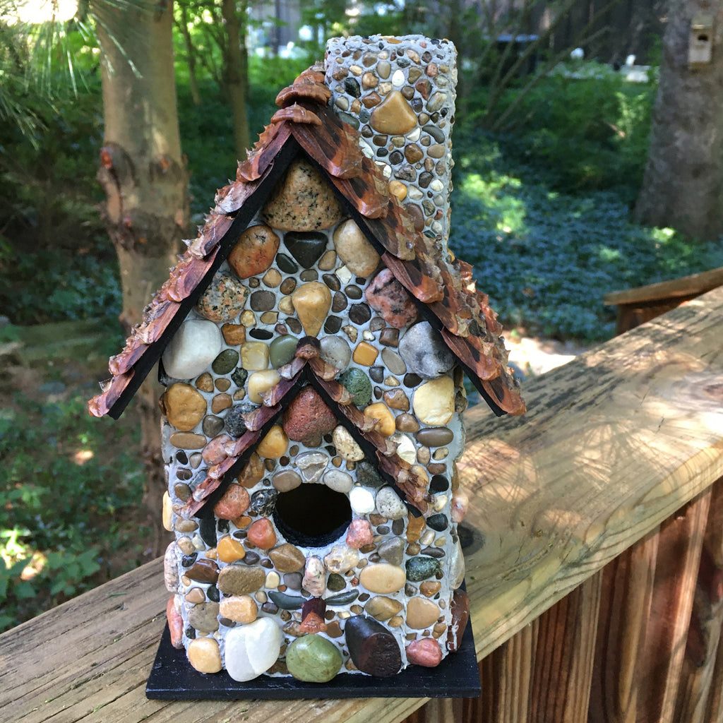 Double Gable Birdhouse