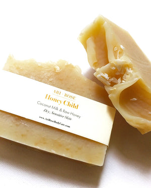 Honey Child - Handcrafted Bar Soap for Sensitive Skin
