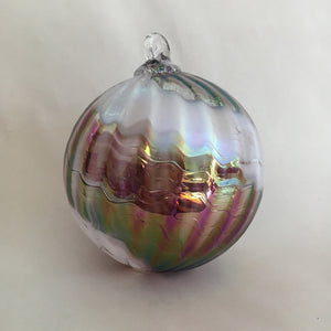 "Large Ornament #9 - 4"" Diameter"