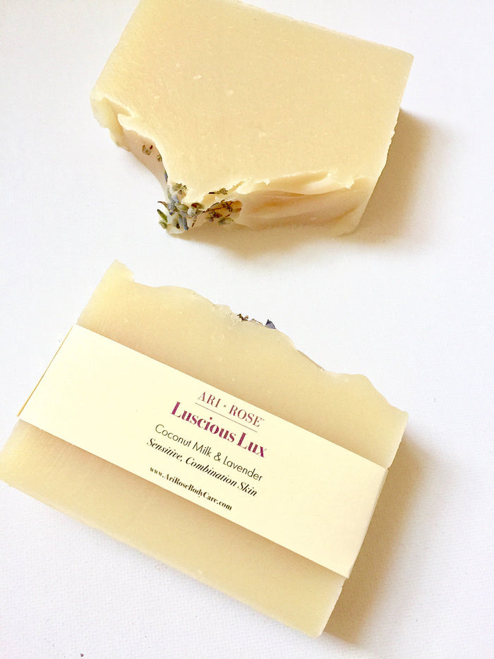 Luscious Lux - Handcrafted Bar Soap