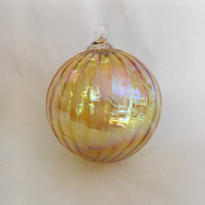 "Medium Ornament #6 - 3.5"" Diameter"
