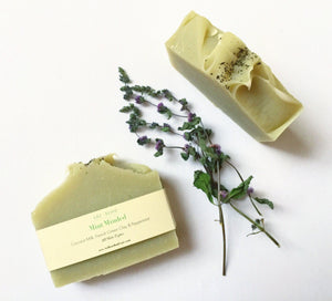 Mint-Minded - Handcrafted Bar Soap