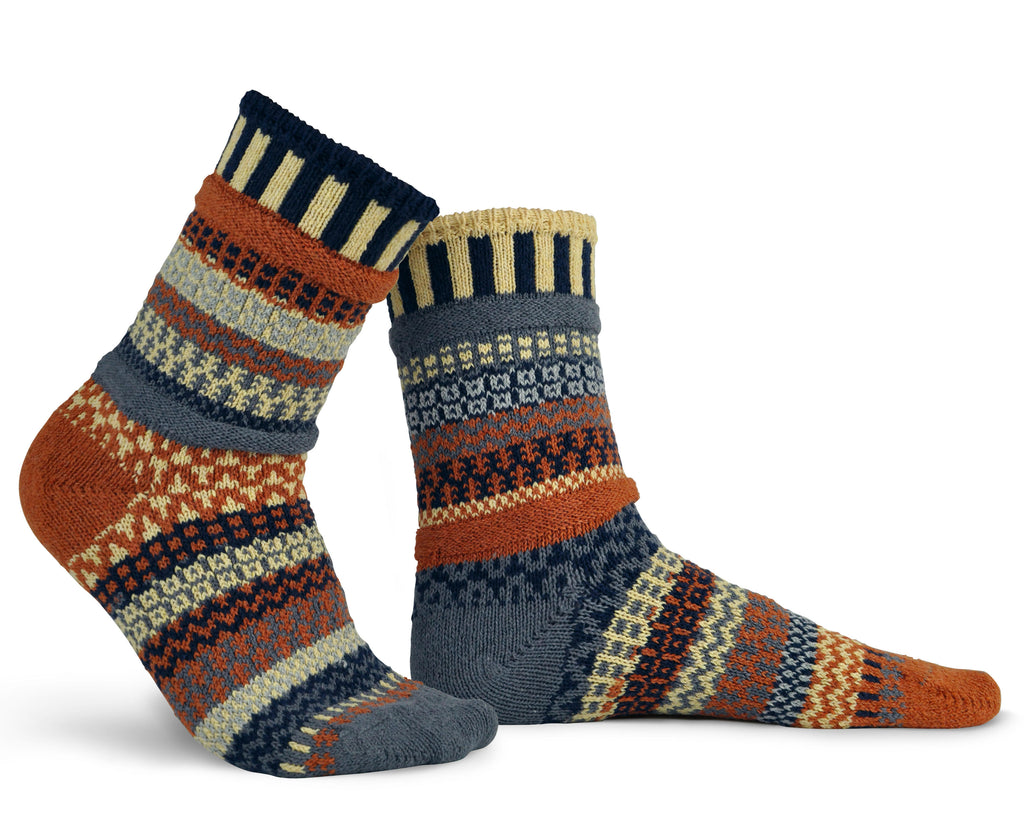 Socks Nutmeg, Large Only