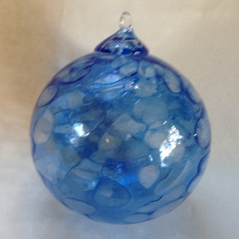 Ornament, Blue Storm