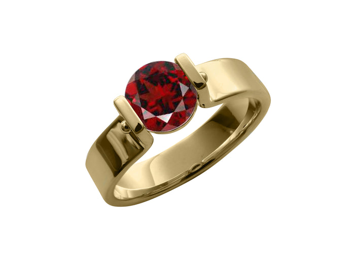 Behold Ring, 14k Gold