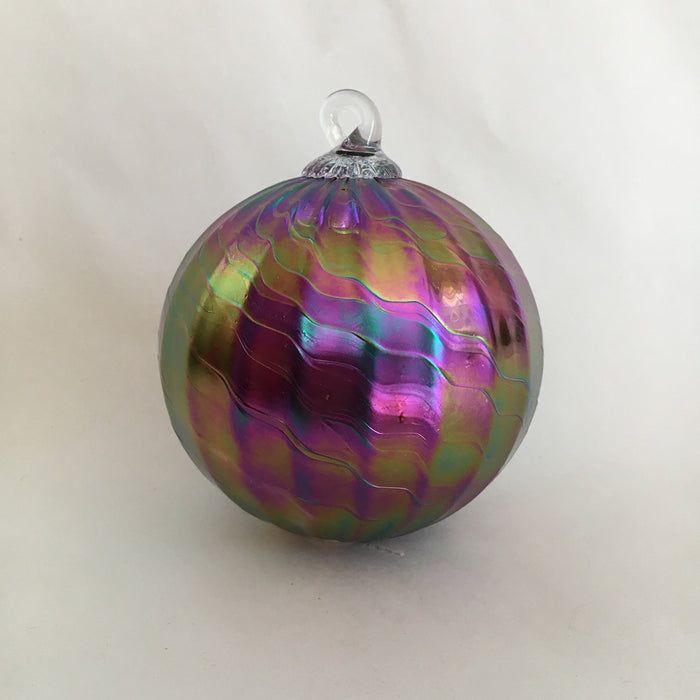 "Mini Ornament #1 - 2.5"" Diameter"