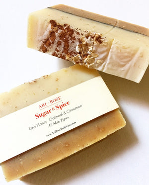 Sugar and Spice - Handcrafted Bar Soap