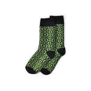 Sidekick Socks, Cathedral Pistachio