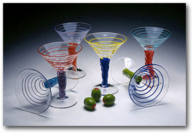 Wonkie Jimmie Ware Martini Collection: TEMPORARILY UNAVAILABLE