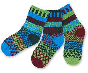 Solmate Kids Socks Junebug, Large Only