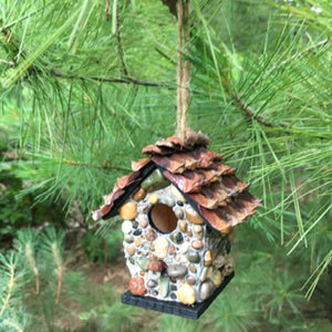 Ornament Birdhouse