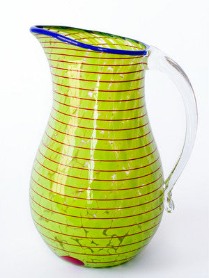 Spiral Wrap Pitcher: TEMPORARILY UNAVAILABLE