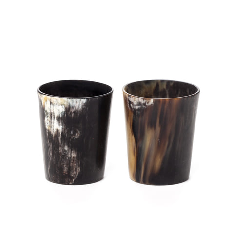 horn whiskey tumbler maeree