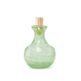 green glass decorative bottle at maeree