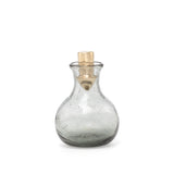 Otago gray smoke recycled glass bottle at maeree