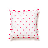 pink accent pillow from safomasi at maeree