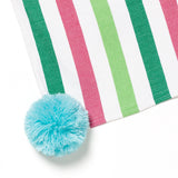 maeree x artisan revival watermelon beach blanket