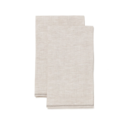 organic linen napkins at maeree