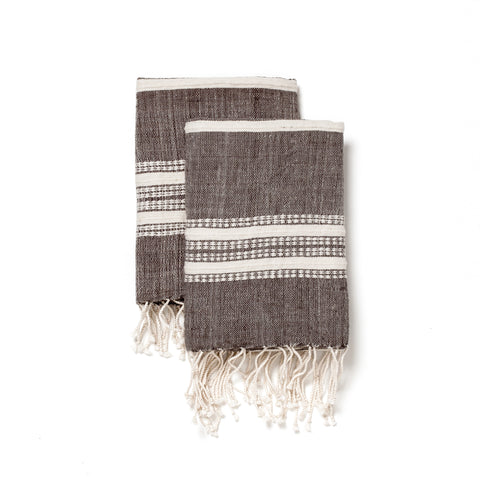 Ethiopian cotton hand towel maeree