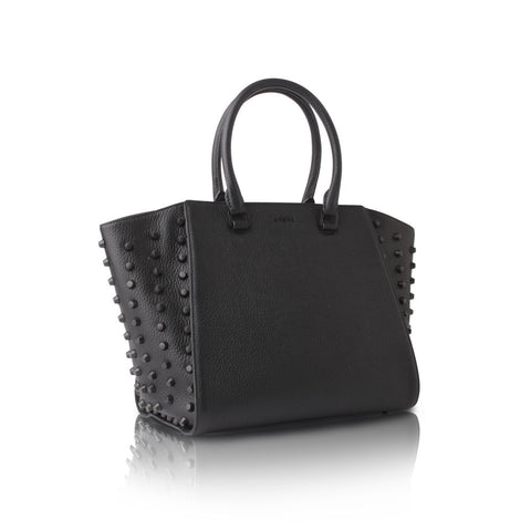 e66c3e8b1 AVGVS Dionaea Studded Tote: Luxury Handbags at maeree