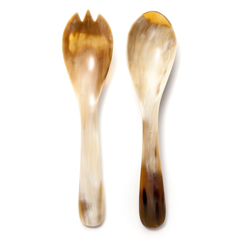horn serving set maeree