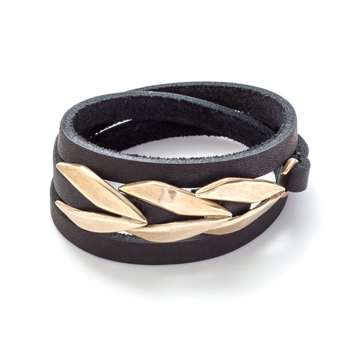 collette ishiyama laurel wrap bracelet at maeree