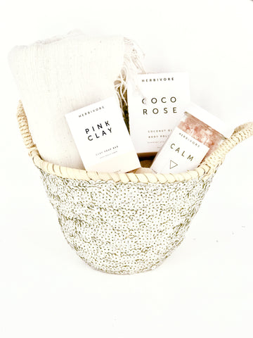 mothers day luxury bath gift set