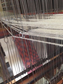 artisan revival QSC foot loom