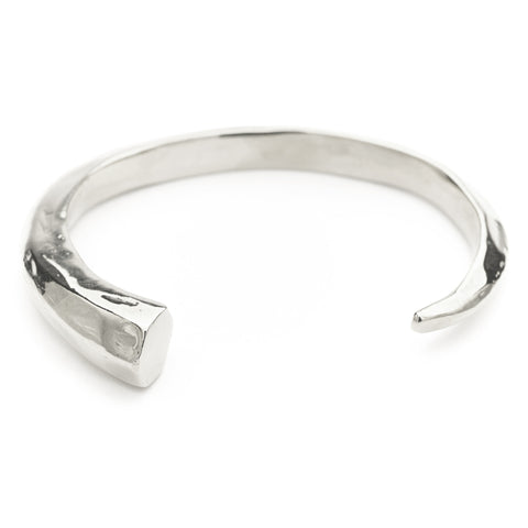Odette New York white brass metis cuff bracelet maeree
