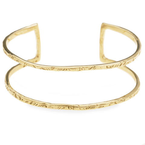 Odette New York Hera stack cuff bracelet maeree