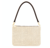 Clare V tubular shoulder strap at maeree