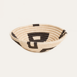 indego africa forms black and natural plateau basket at maeree