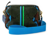 clare v cerulean crossbody strap at maeree