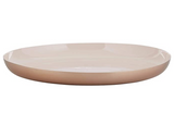 blush pink and copper serving tray at maeree