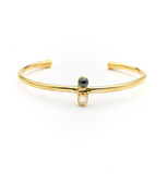 Odette NY double aura cuff at maeree