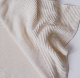 echoview fiber mill organic cotton geo panel blanket at maeree