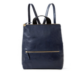 clare v remi backpack in navy