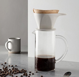 w&p pour over coffee drip