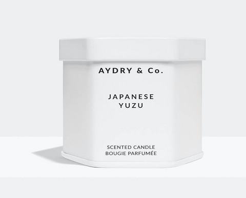 aydry japanese yuzu candle at maeree