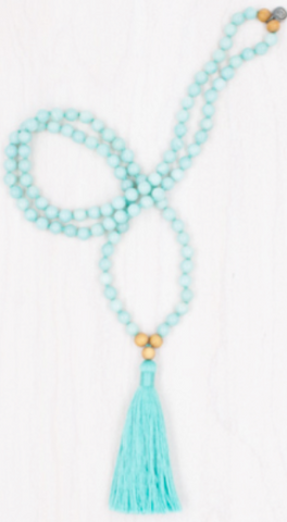 adventurous mala amazonite mala collective maeree
