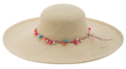 Playa Beach Hat, Multi