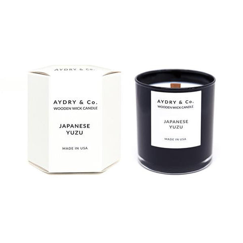 aydry yuzu candle at maeree