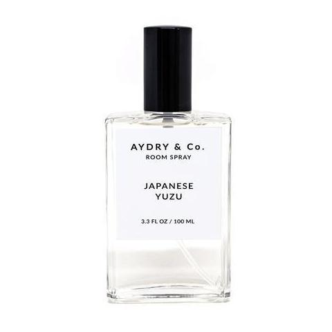 AYDRY Japanese yuzu room spray at maeree