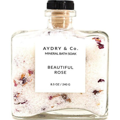aydry beautiful rose bath soak at maeree