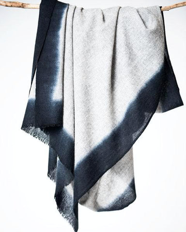 bloom and give cashmere scarf at maeree