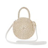 clare v petite alice woven handbag at maeree
