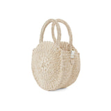 clare v petite alice neutral sisal handbag at maeree